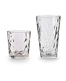 Cabrini Entertaining Glasses, Set of 12