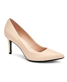 Women's Gayle Pointed-Toe Pumps