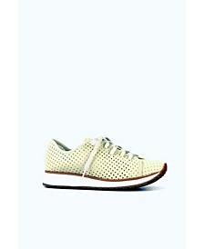 Women's Perf Ox Wedge Sneaker