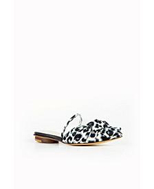 Women's Jungle Bow Slide Sandal