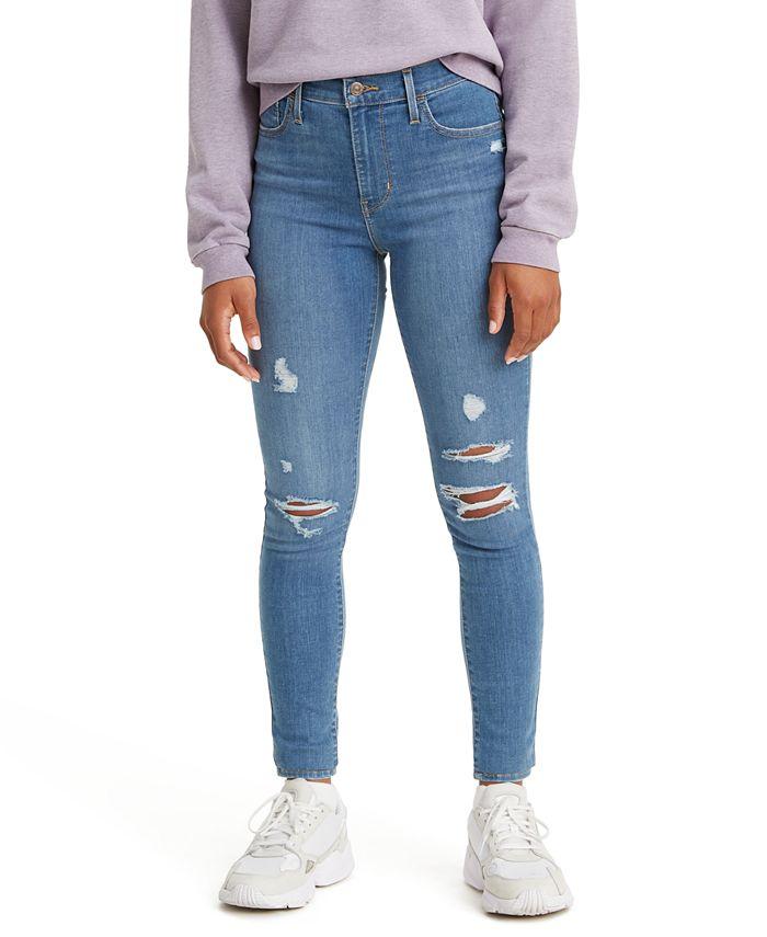 Levi's - Women's 720 High Rise Super Skinny Jeans