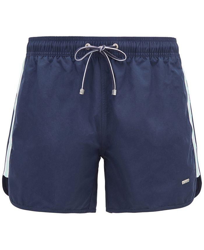Hugo Boss - Men's Shiner Quick-Drying Swim Shorts