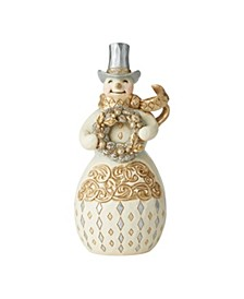 Holiday Lustre Snowman