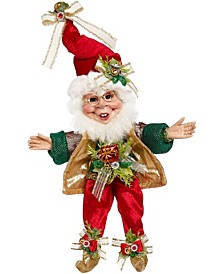 Stocking Stuffing Elf, Small - 10 Inches
