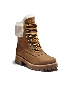 Women's Courmayeur Valley Shearling WP Boot