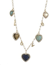 Heart Collar Necklace