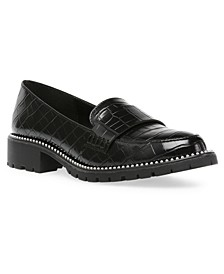 Cali Lug Sole Loafers