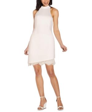 Adrianna Papell HALTER SHEATH DRESS