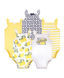 Touched by Nature Baby Boys and Girls Bodysuits