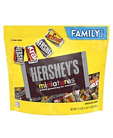 Miniatures Chocolate Candy Assortment, 17.6 oz