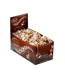 Lindor Hazelnut Milk Chocolate Truffles, 120 Count