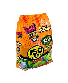 Chewy Candy Fun-Size Variety, 150 Pieces, 60 oz