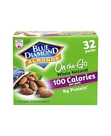 Almonds Grab Go Bags, 32 Count