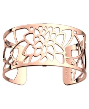 Openwork Adjustable Cuff Nenuphar Bracelet