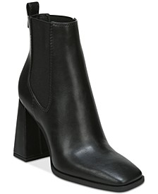 Women's Polly Block-Heel Chelsea Booties