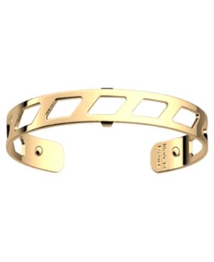 Geometric Openwork Extra-Thin Adjustable Cuff Bracelet