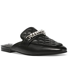 Women's Kalista Quilted Chain Mules