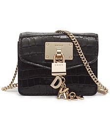 Leather Elissa Micro Mini Bag