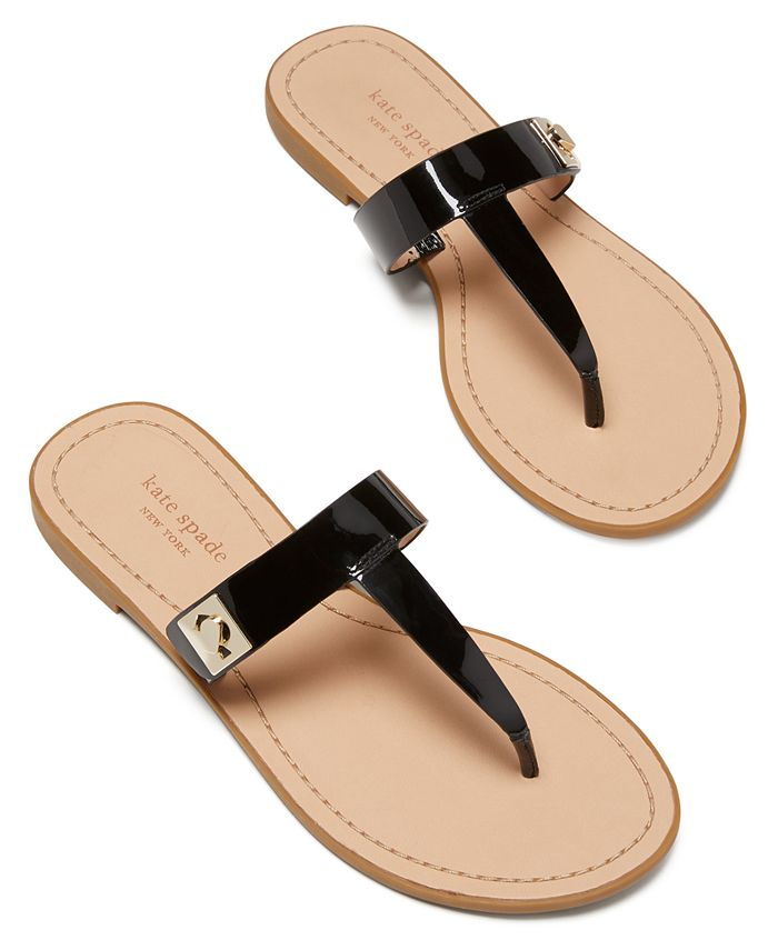 kate spade new york - Cyprus Flat Sandals
