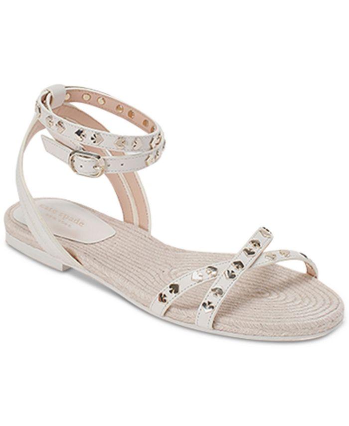 kate spade new york - Mai Tai Flat Sandals