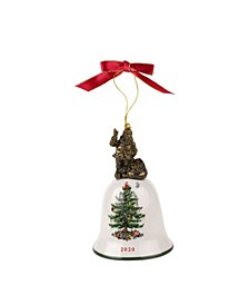 CLOSEOUT! 2020 Annual Santa Bell Ornament