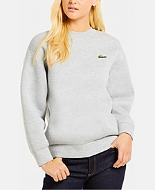 Neoprene Piqué Sweatshirt
