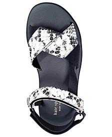 Women's Dotty Wedge Sandals