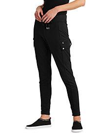 Lauren Ralph Lauren Petite Cargo Jogger Pants