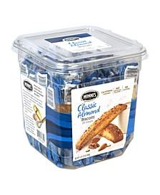 Biscotti Classic Almond, 25 Count