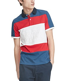 Men's William Cotton Polo