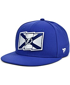Tampa Bay Lightning NHL Hometown Fitted Cap
