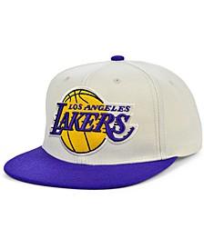 Los Angeles Lakers Natural XL Snapback Cap