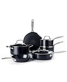 SearSmart™ Ceramic Nonstick 10-Pc. Cookware Set
