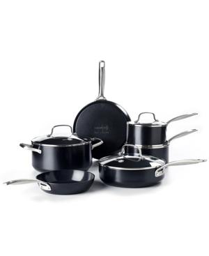 GreenPan SearSmart Ceramic Nonstick 10-Pc. Cookware Set