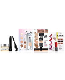 Receive a FREE 5pc Beauty Gift with any $55 It Cosmetics purchase!