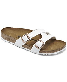 Women's Yao Birko-Flor Sandals from Finish Line