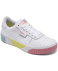 Girls Cali Summer Splash Casual Sneakers from Finish Line