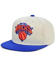 New York Knicks Natural XL Snapback Cap