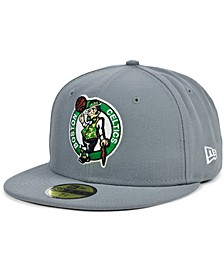 Boston Celtics NBA Storm Solid Team 59FIFTY-FITTED Cap