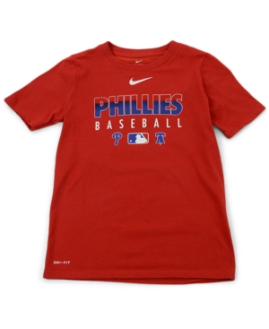 Nike Philadelphia Phillies Youth Early Work T-Shirt