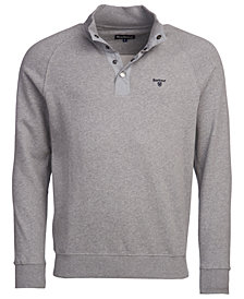 Barbour Men's Half-Snap Sweater