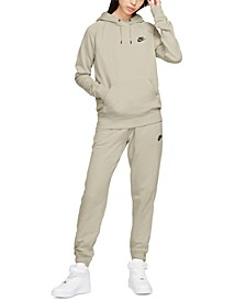Women's Essentials Fleece Hoodie & Sweatpants