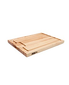 "Hard Rock Maple Au Jus 20"" x 15"" Cutting Board"