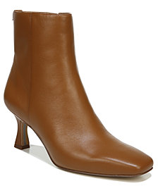Sam Edelman Women's Lizzo Martini-Heeled Booties