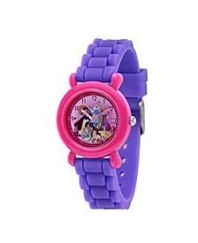 Disney Princess Snow White Girls' Pink Plastic Watch 32mm