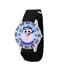 Disney Toy Story 4 Buzz Lightyear Boys' Clear Plastic Watch 32mm