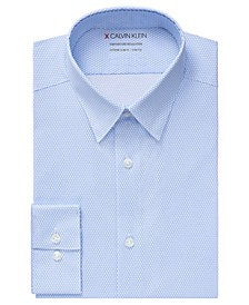 Calvin Klein Extreme Slim Temperature Regulation Stretch Dress Shirt