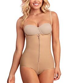 Slimming Braless Body Shaper In Classic Panty 018675N