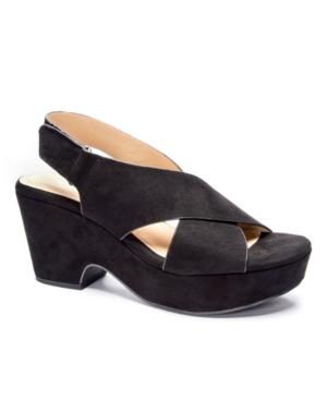 Women's Capital Platform Wedge Sandals Women's Shoes