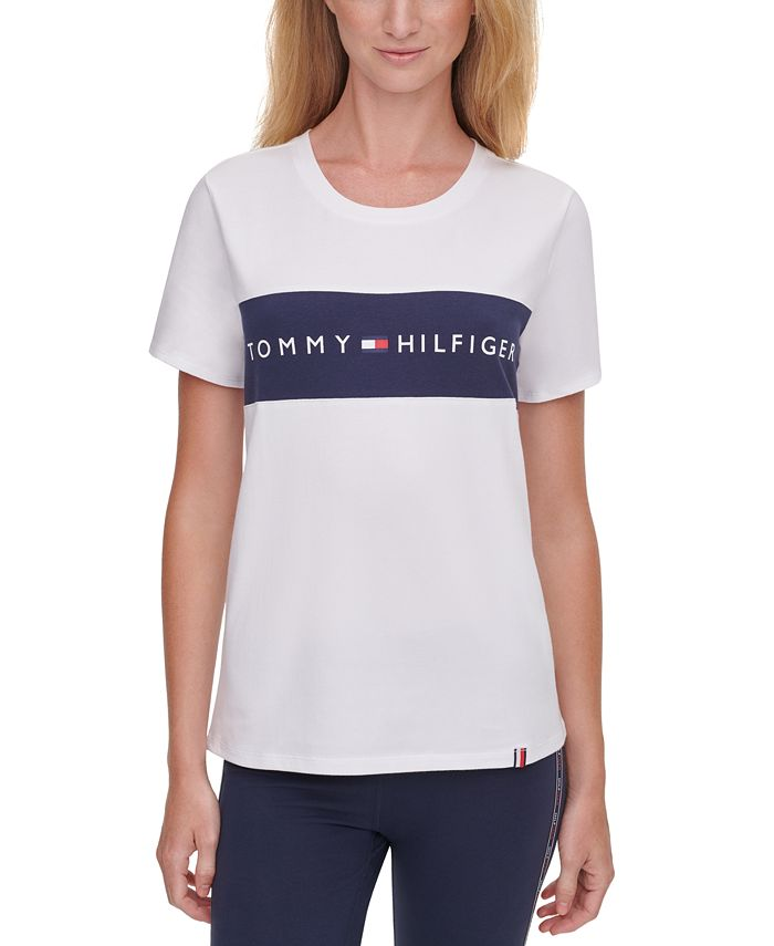 Tommy Hilfiger - Colorblocked Logo T-Shirt